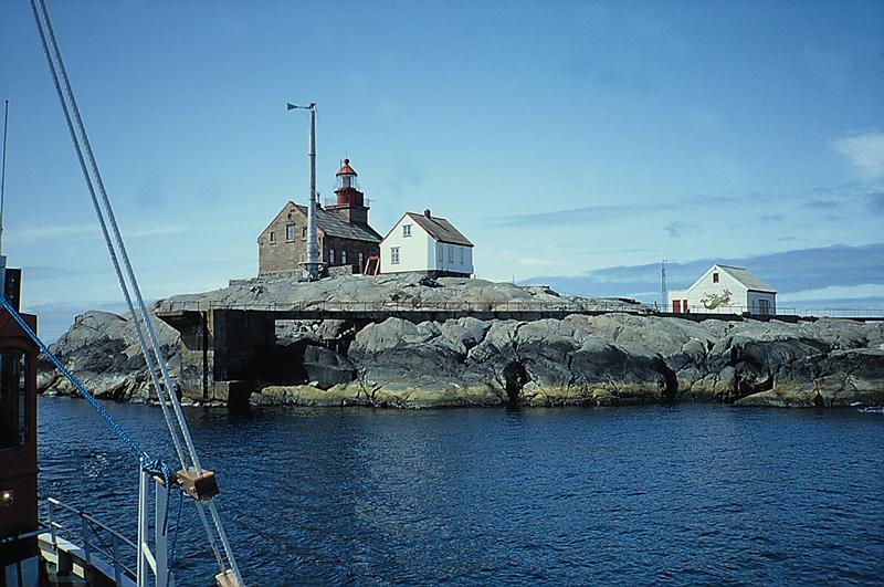 Torbjornskjaer Det Vaerharde Fyret Norsk Fyrhistorisk Forening