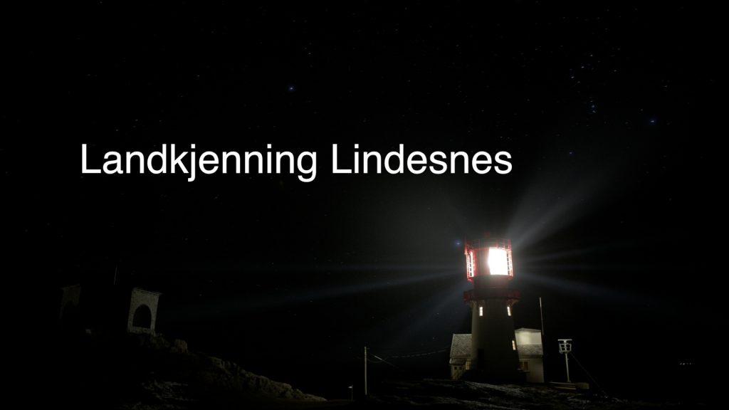 Landkjenning Lindesnes