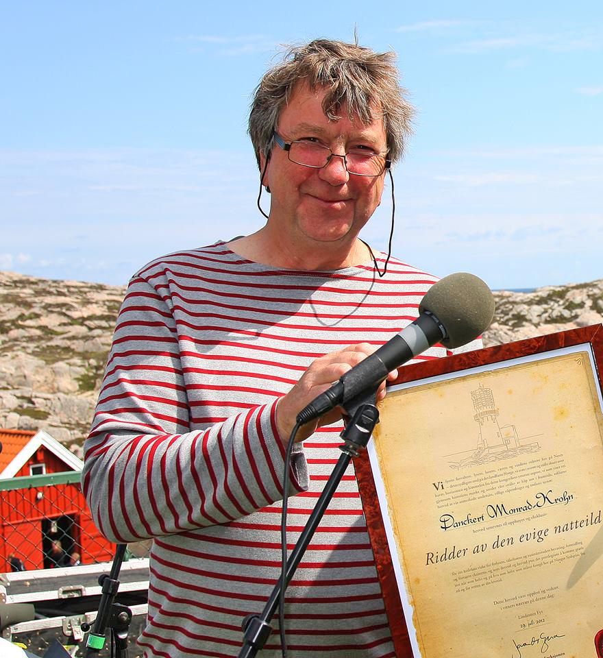 Jo van der Eynden Foto Rolf Dybvik