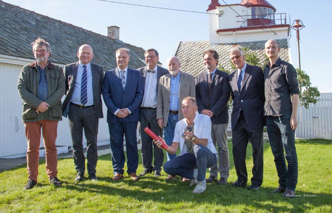 Norsk Fyrhistoriskforening Tungenes 40